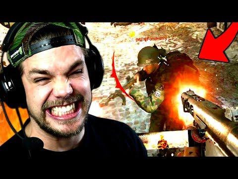 JEU D'ARMES sur Call of Duty: WW2 !!!