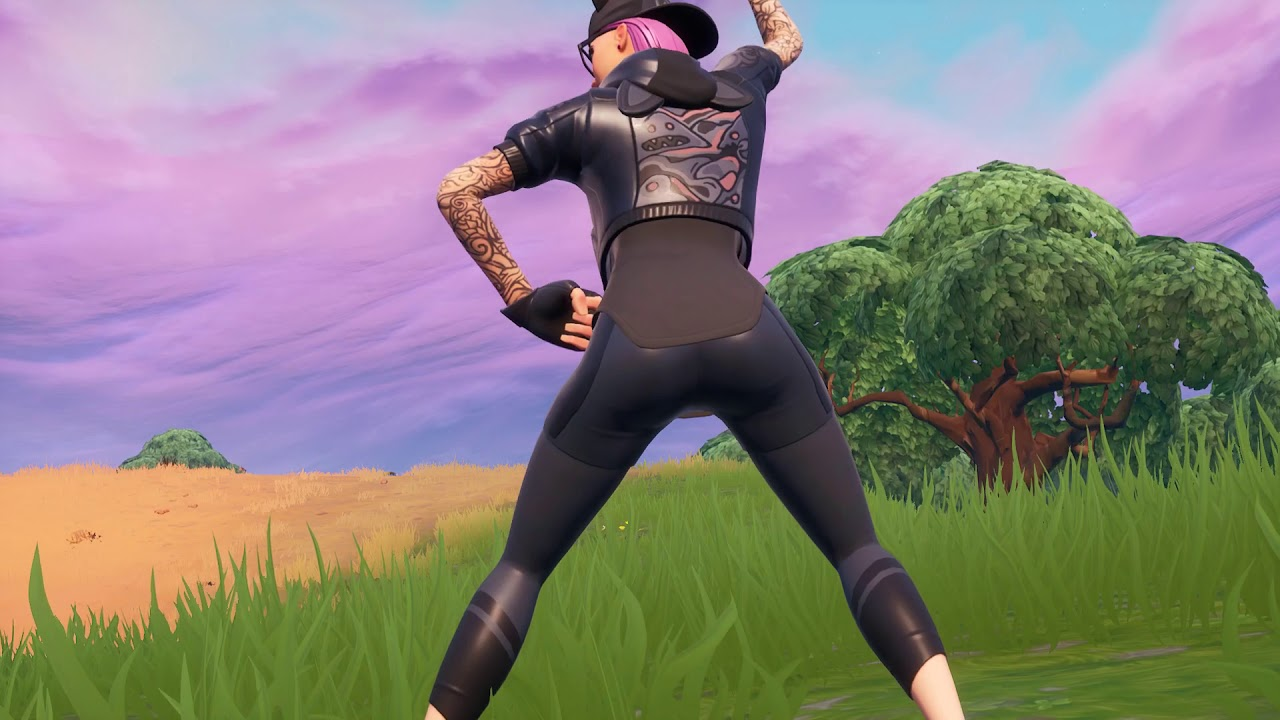 Fortnite ass