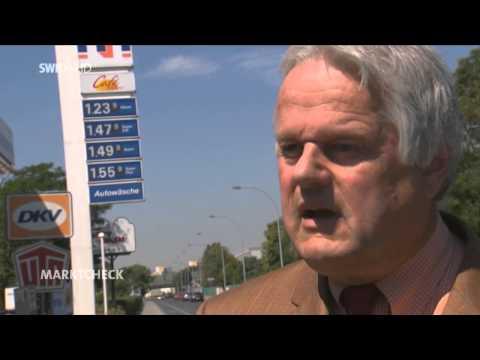 Die Tricks der Tankstellenbetreiber - Trotz niedrigem Ölpreis hohe Benzinpreise - MARKTCHECK - SWR