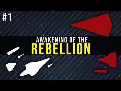 AWAKENING OF THE REBELLION (Ep. 1) - Star Wars: Empire At War Mod (Rebels)