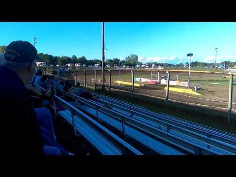 Cedar Lake Speedway #15 Donny Schatz Time Trial