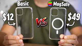 Is Apple's new MagSafe case for iPhone 12/Pro worth $49?