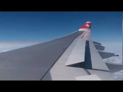 Swiss Int'l Airlines Newark to Zurich