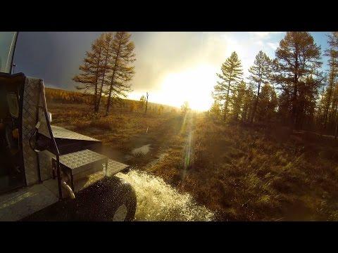 Две недели в тайге. Охота и рыбалка в Якутии. Часть 2