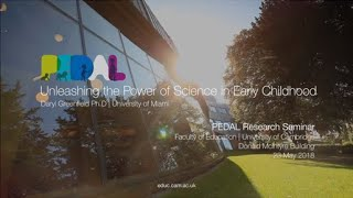 Unleashing the power of science in early childhood