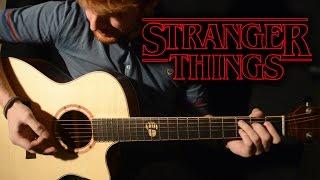 How to Play: Stranger Things Main Theme - Guitar Tutorial by CallumMcGaw