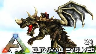 ARK: SURVIVAL EVOLVED - GRAVIOREX MONSTER & ALPHA GRIFFIN TAMING E23 !!! ( PRIMAL FEAR PYRIA )