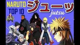 Naruto storm revolution top 10 jutsu