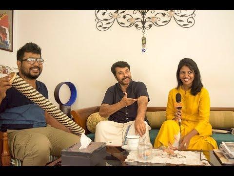 Mammootty on Shesham Screenil | Interview | Radio Mango