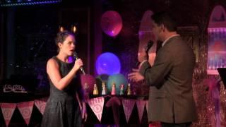 """Laurie Veldheer & Adam Kaplan - """"Love Is An Open Door"""" (The Broadway Princess Party)"""