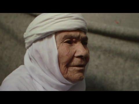 115-year-old Syrian refugee Eida