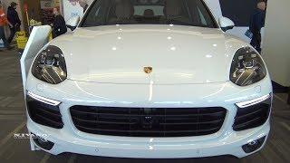 2018 Porsche Cayenne S e Hybrid Platinum Edition - Walkaround - 2018 Ottawa Auto Show