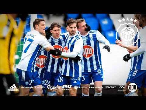 HJK Helsinki Honka Goals And Highlights