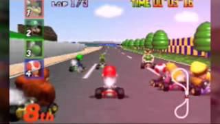Mario kart 64 para android +emulador y pagina de los juegos