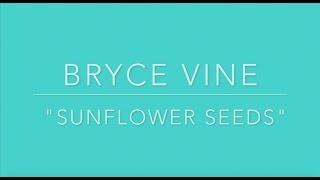 "Bryce Vine ""Sunflower Seeds"" Lyric Video"