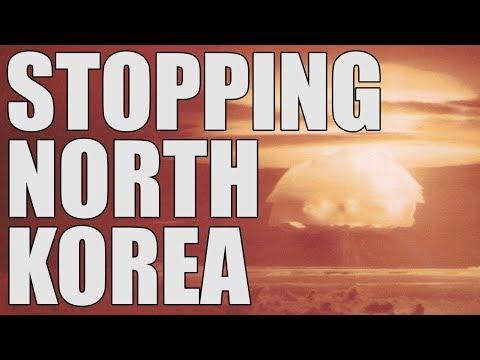 STOPPING NORTH KOREA