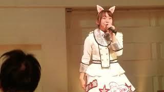 12/12SUPER☆GiRLS定期公演にて、しむこめがわーすたのいぬねこ。青春真...