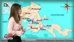 PTV INFO WEATHER | Hanging Amihan, ramdam na sa malaking bahagi ng Luzon