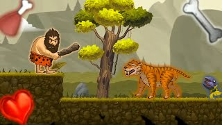Caveman Chuck Adventure Game for Kids