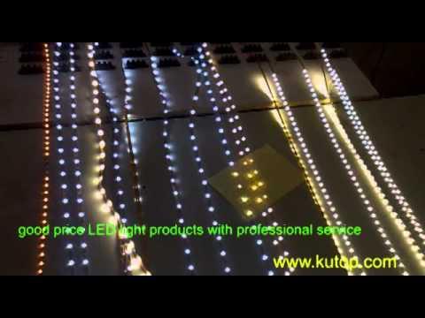 3528 5050 led strips color youtube. Black Bedroom Furniture Sets. Home Design Ideas