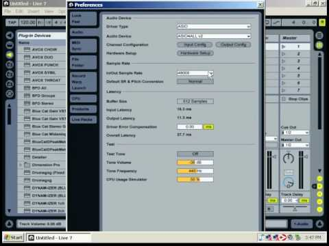 Sweetwater - Using ASIO 4 All for USB mics, sound cards, and pro audio  interfaces