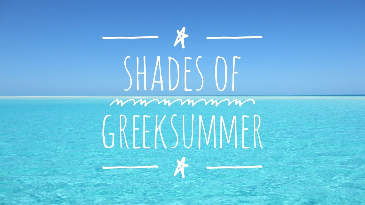 Shades of blue. Summer has already started.#greeksummer #crete #summer2020