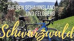 2000 Höhenmeter Rennradtour - Schauinsland, Feldberg, Titisee, Glottertal, Schwarzwaldklinik 🇩🇪