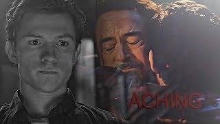 Tony Stark & Peter Parker | Aching