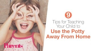 9 Potty Training Tips Away From Home | Parents