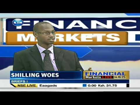 KTN Kenya Financial Markets Live 24 May 2012