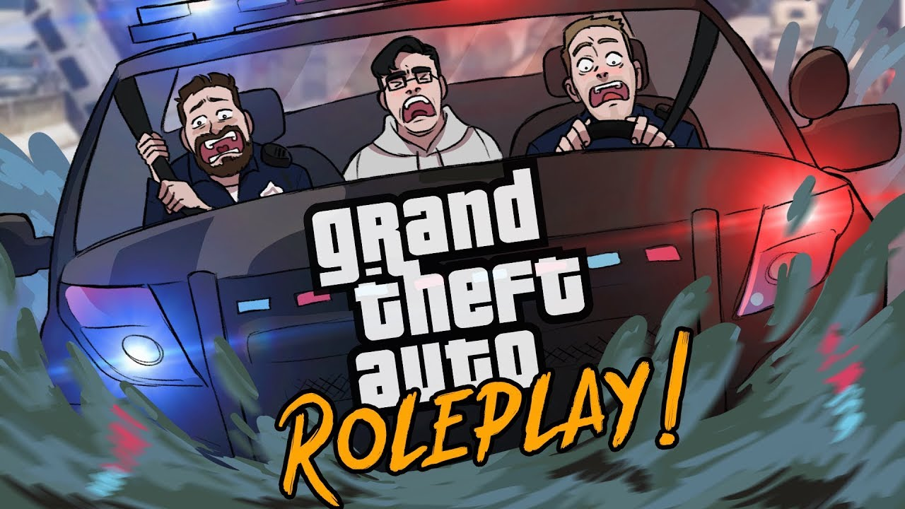 BROS AND CONS - GTA 5 Roleplay Part 2