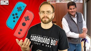 Nintendo's Crazy JoyCon Designs Revealed And Reggie Gets Inducted Into The Hall of Fame | News Wave