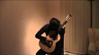Alfred Uhl: Sonata Classica, Guitarist: Marco Carta