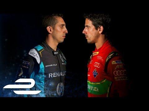 Sébastien Buemi or Lucas di Grassi? Vote Now! - Formula E