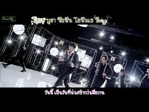 [Karaoke]SS501 KYU JONG-YESTERDAY[Thai sub]