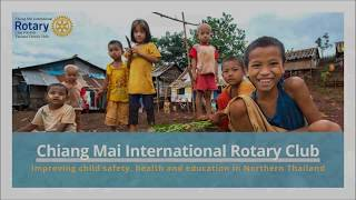 Chiang Mai International Rotary Club Project Portfolio