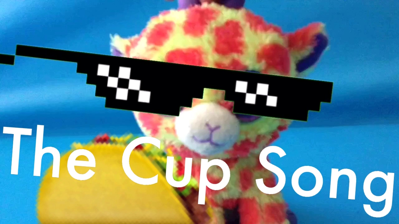 the cup song l beanie boo music video 10 youtube. Black Bedroom Furniture Sets. Home Design Ideas