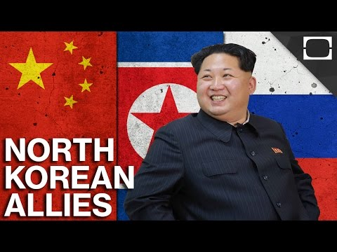 Who Are North Korea's Allies?