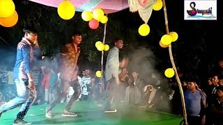 Mar Jayenge Mit Jayenge Re   Umakanta Barik  Rampur {telitkra }  Ganesh puja  committee  Night Soo