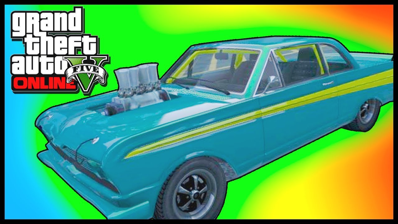 Gta  Best Drag Racing Car Gta V Vapid Blade Customization Guide Gta  Gameplay Youtube