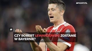 Robert Lewandowski więźniem Bayernu?