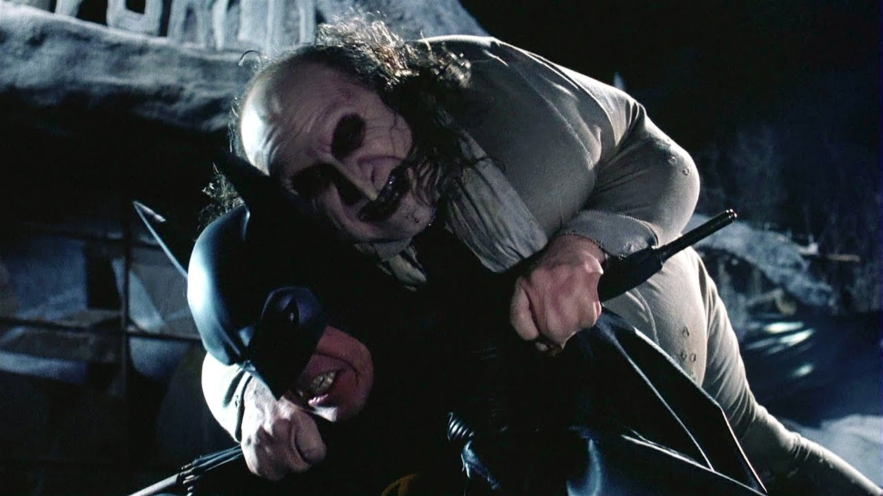 Danny DeVito Batman Returns Unfair Razzie