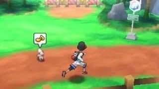 LOS POKÉMON TE SIGUEN! Nuevo tráiler Pokémon Ultra Sol Ultra Luna