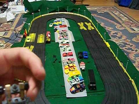 slot car maintenance tyco