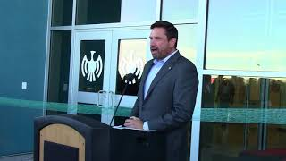 IAIA Dedication Ceremony Performing Arts & Fitness Center |  Mayor Javier Gonzalez