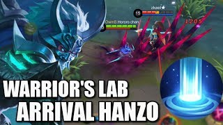 Download Video WARRIORS LAB s2 THE UNKILLABLE ARRIVAL HANZO MP3 3GP MP4