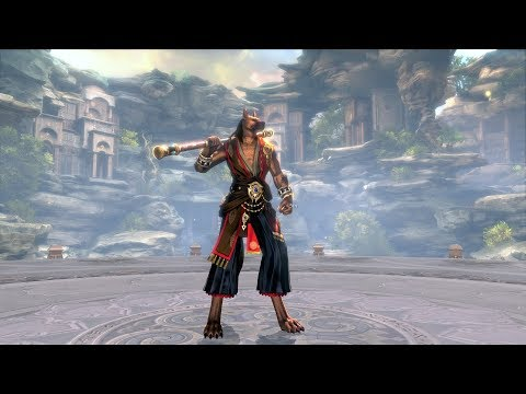 Blade & Soul NA Den of the Ancients Hachi Guide
