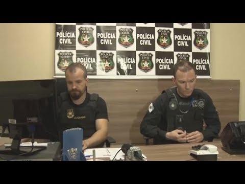 Polícia Civil prende suspeito de pedofilia que praticava crimes, no Sul do país