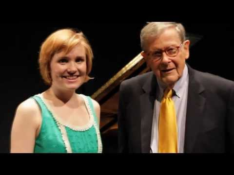 "Aly Olson and Willard ""Sandy"" Boyd Discuss How the Arts Impact Their Lives on YouTube"