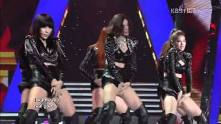 [HD] 111120  Dr Feel Good - Rania (13th KBS   Hanzhong Festival)